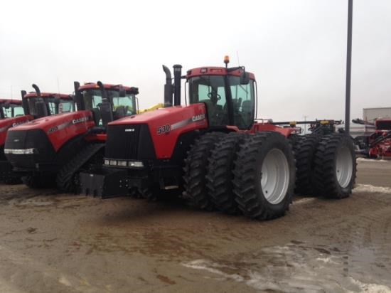 2007 Case IH 530 STEIG Tractor For Sale
