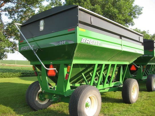 2009 Brent GT544 Gravity Box For Sale