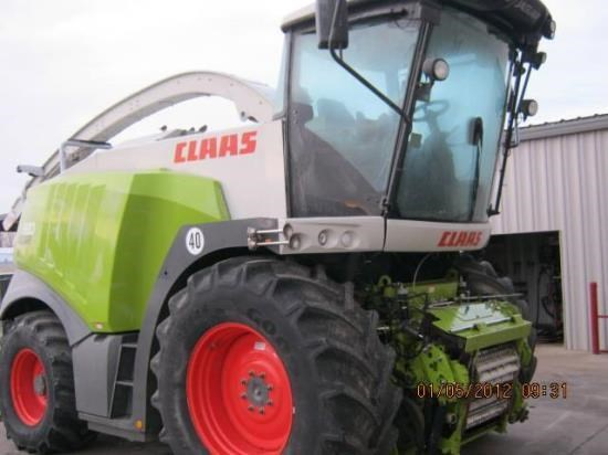 2008 Claas 980 Forage Harvester-Self Propelled For Sale