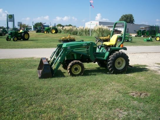 John Deere 955 Tractor For Sale