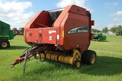 Baler-Round For Sale New Holland BR780