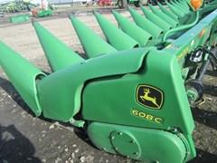 Header-Corn For Sale:  2010 John Deere 608C StalkMaster