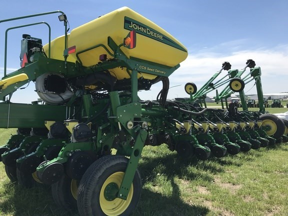 2012 John Deere 1770NT Planter For Sale