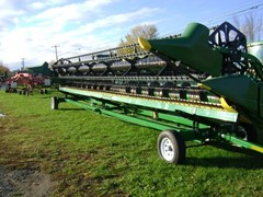 Combine Header-Auger/Flex For Sale 2006 John Deere 635F