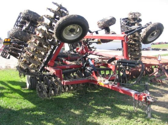 2011 Case IH 330 25' Disk Harrow For Sale