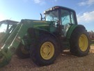 Tractor For Sale:  2007 John Deere 6430 , 120 HP