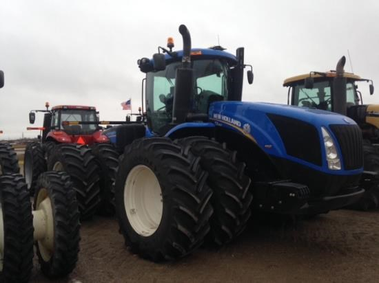 2011 New Holland T9.560 Tractor For Sale