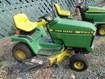 Riding Mower For Sale:  1997 John Deere LX173