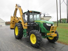 Tractor For Sale:  2013 John Deere 6125M , 125 HP