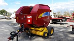 Baler-Round For Sale 2014 New Holland BR7060