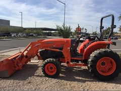 Tractor :  Kubota L5740HST