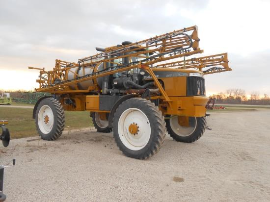 2009 RoGator 1084SS Sprayer-Self Propelled For Sale