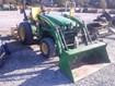 Tractor For Sale:  2004 John Deere 4110