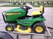 Riding Mower For Sale:  2009 John Deere X324 , 22 HP