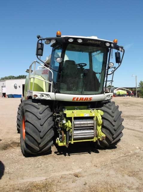 2009 Claas 960 Forage Harvester-Self Propelled For Sale