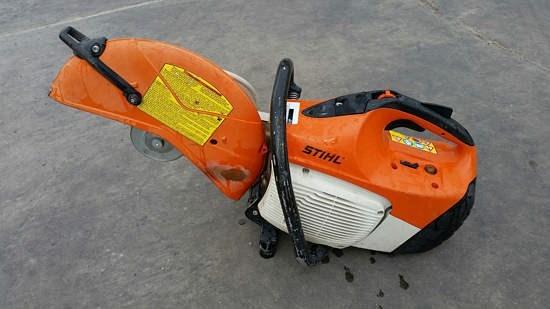 Stihl TS420 Saw