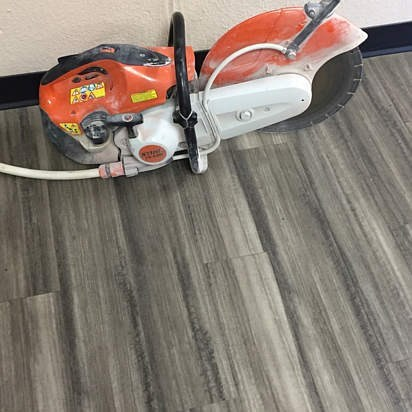 Stihl TS420 Saw For Sale