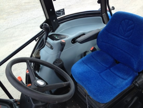 2012 New Holland TS6.126 Tractor For Sale