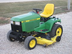 Riding Mower For Sale 2001 John Deere 445 , 22 HP