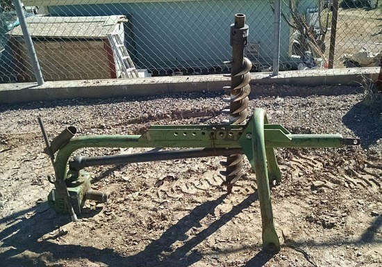 John Deere PHD Post Hole Digger For Sale