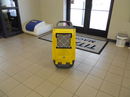 2011 Wacker 75, Dehumidifier, Good Condition Aperos a la venta