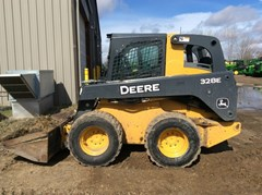 Skid Steer For Sale:  2013 John Deere 328E