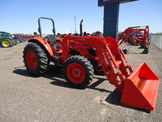 2013 Kubota M9960HD12 Tractor For Sale
