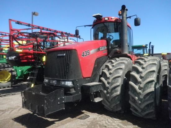 2009 Case IH 435 STEIG Tractor For Sale