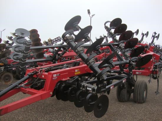 2010 Case IH 870 22'HA Sub Soiler For Sale