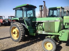 Tractor For Sale:  1981 John Deere 4440