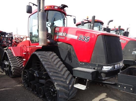 2008 Case IH 535 QUAD Tractor For Sale
