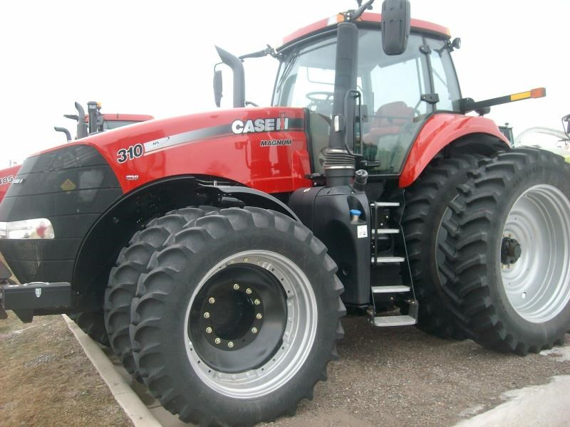 2014 Case IH 310 MAGPS Tractor For Sale