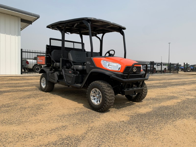 2018 Kubota RTVX1140 Utility Vehicle For Sale
