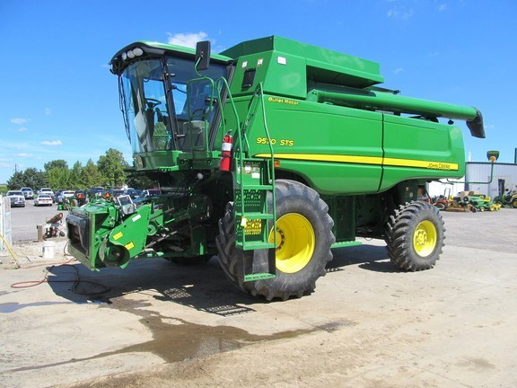 2008 John Deere 9570 STS Combine For Sale