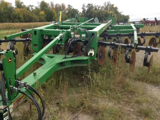 2010 John Deere 2700 7S30 Sub Soiler For Sale