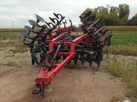 2011 Case IH 870 22'HA Sub Soiler For Sale