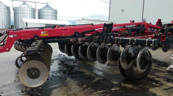 2010 Case IH 870 18'HA Sub Soiler For Sale