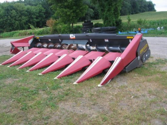 2008 Drago 8R30P RED Header-Corn For Sale