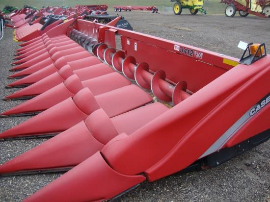 2012 Case IH 341212R30 Header-Corn For Sale