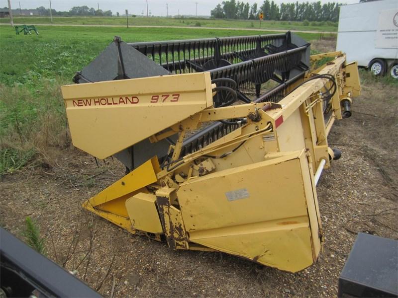 1985 New Holland 973 Header/Platform For Sale