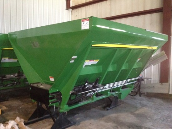 2014 New Leader NL300G4 Fertilizer Spreader For Sale