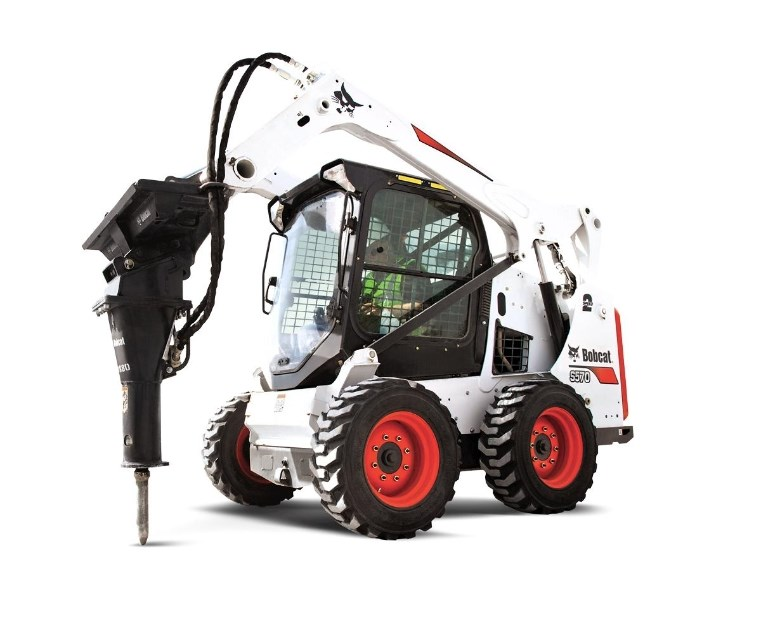 2020 Bobcat S570 Skid Steer For Sale