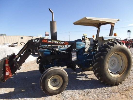 Ford 6n Tractor : Equipment detail s h farm supply inc