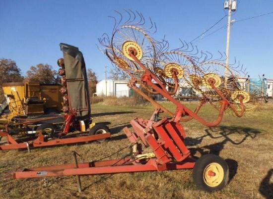 Other 8 WHEEL Hay Rake-Wheel For Sale
