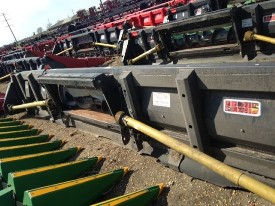 2012 Drago 12R22P GR Header-Corn For Sale