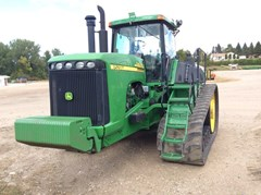 Tractor For Sale:  2004 John Deere 9520T , 450 HP