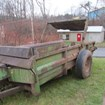 Manure Spreader-Dry/Pull Type For Sale:   John Deere 460