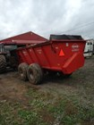 Manure Spreader-Dry/Pull Type For Sale:   Knight 8124
