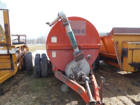 Other NUHN 3000 GALL Manure Spreader-Liquid/Pull Type For Sale