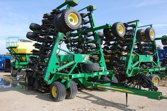 2009 John Deere 1890 Air Drill For Sale